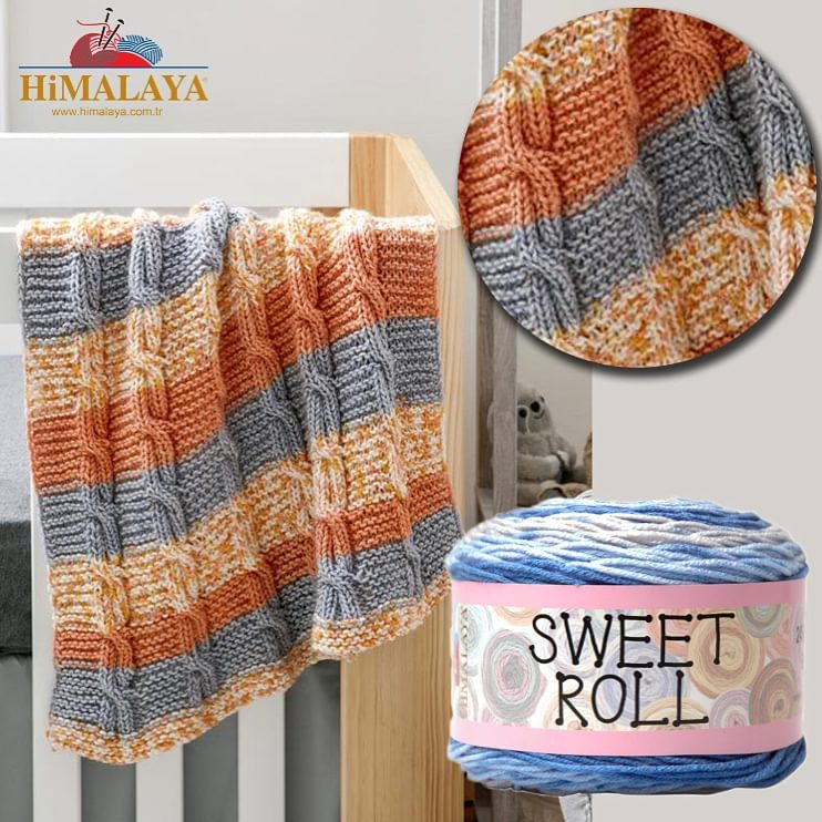 Himalaya Sweet Roll